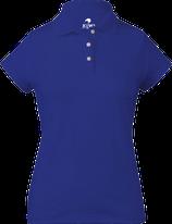 Kiwi Polo Mujer Azul claro