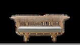 Belladonna Rattan-Sofa