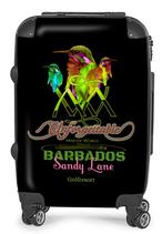 Reisekoffer Golfresort ` Barbados - Sandy Lane ` in schwarz bzw. ihrer gewünschten Farbe