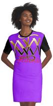 T-Shirtkleid - Felicitas Farbe 18