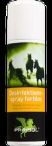 Desinfektions-Spray farblos