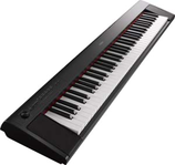 NP32 76 note Slim Light Touch Sensitive  Keyboard