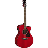 FSX800  Acoustic Electric Solid Top Smaller body