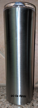 20 OZ  Stainless Skinny - Tapered