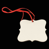 Gift Tag -Sublimation -Christmas Ornament