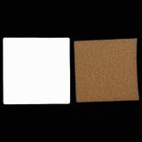 Square Sublimation Ceramic Coaster