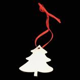 Christmas Tree -Sublimation -Christmas Ornament