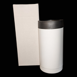 16 oz White Sublimation Can Holder - Case of 25