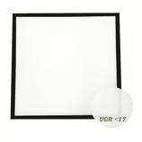 LED PANEEL DESDE 60X60CM 36W ZWART PS-M6060-BLACK