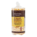 Bio-Mais-Quinoa Waffeln 100g
