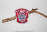 Patch Polizei USA Louisiana Police Brusly LA