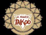 Stickers du symbole du tome 4 de La Planète Takoo