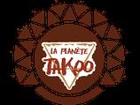 Stickers du symbole du tome 2 de La Planète Takoo