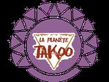 Stickers du symbole du tome 5 de La Planète Takoo