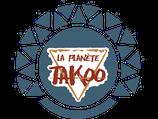 Stickers du symbole du tome 3 de La Planète Takoo