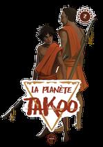 Stickers de la couverture du tome 2 de La Planète Takoo