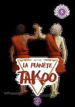 Stickers du tome 5 de La Planète Takoo