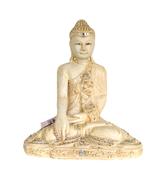 Holz Buddha
