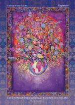 Zodiaque des Fleurs, Sagittaire, BZ9
