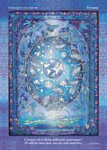 Zodiaque des Fleurs, Verseau, BZ11