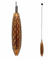 Einhandrute mit Kupfergriff