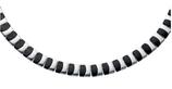 Collier magnétique bicolore (4455)