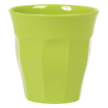 Rice - Melamine Cup, Green