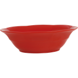 Rice - Melamine Soup Bowl, Red