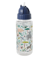 Rice - Bottle, Jungel Animals Print Green