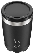 Chilly's  - Coffee Cup, Black