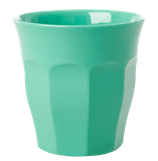 Rice - Melamine Cup, Emerald Green