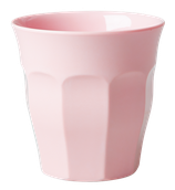 Rice - Melamine Cup,  Soft Pink