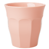 Rice - Melamine Cup, Pastel Coral