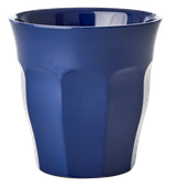 Rice - Melamine Cup, Navy Blue