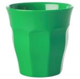 Rice - Melamine Cup, Forest Green