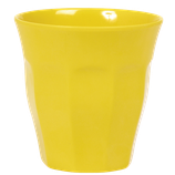 Rice - Melamine Cup, Yellow