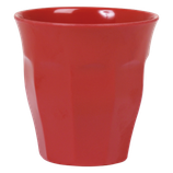 Rice - Melamine Cup, Red