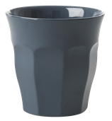 Rice - Melamine Cup, Dark Grey