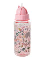 Rice - Bottle, Jungel Animals Print Pink