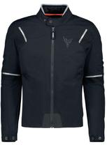 MT Jacke textil Herren schwarz/grau