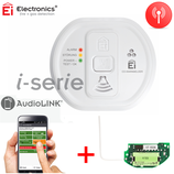 Ei Electronics Ei208iW i-Serie mit AudioLink Funktion