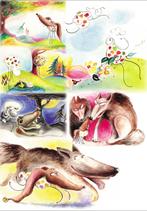 """Bilder/Kinderbuch """"Das Schaf im Wolfspelz"""""""