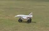 Startwagen für Jets