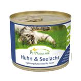 Fleischdose Huhn & Seelachs
