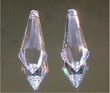 Feng Shui Kristall PENDEL 60mm, 2. Wahl