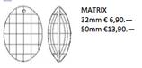 Feng Shui Kristall MATRIX 32mm