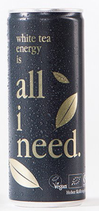 All I Need energy - BIO Energydrink 250ml