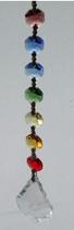 Feng Shui Chakra Kristalle 3,5 x 20cm