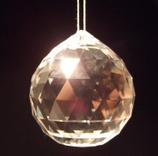 Feng Shui Kristall KUGEL 30mm