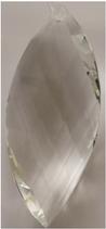 Feng Shui Kristall TROPFEN EXTRA 160x70mm